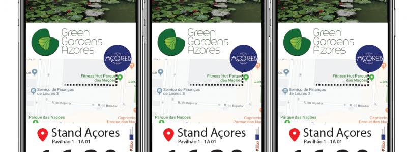 Presentation of Mobile Application Design Green Gardens Azores BTL 2019